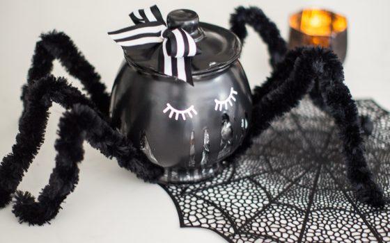 Halloween Treat Jar