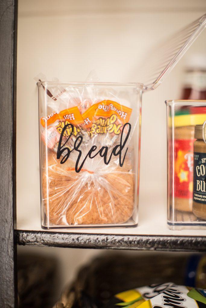 Bread Organization