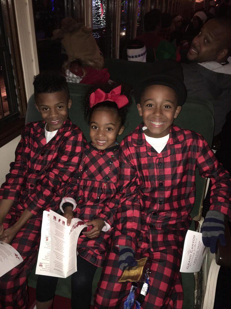 Cute Christmas Pajamas for Kids, Babies and Families