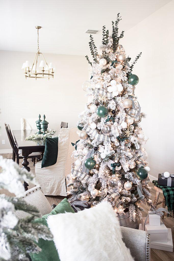 The Green Christmas Tree | Michaels Dream Tree 2017