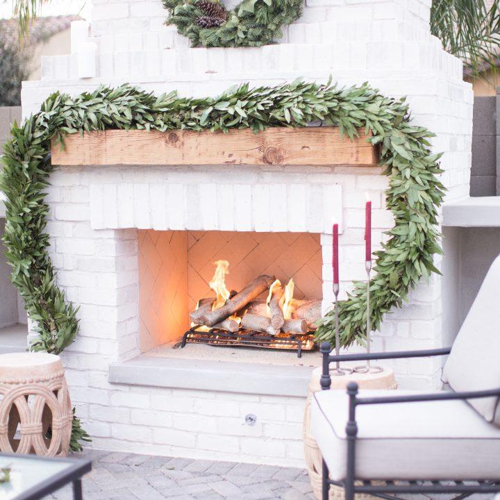 Winter Cabin Potpourri