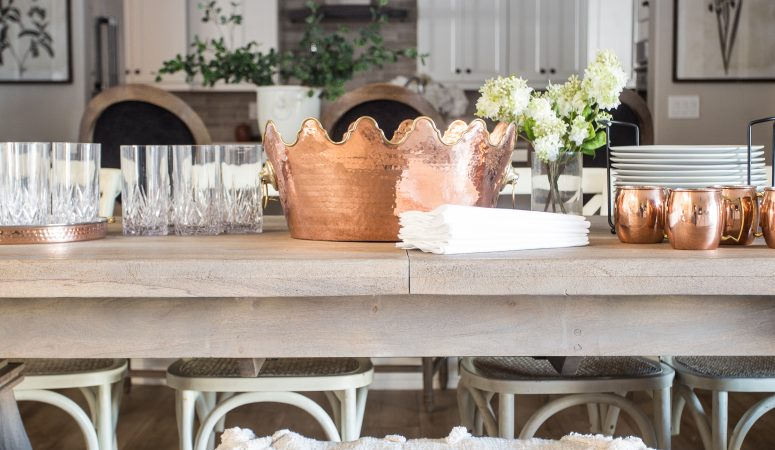 Save or Splurge? The Breakfast Nook Table