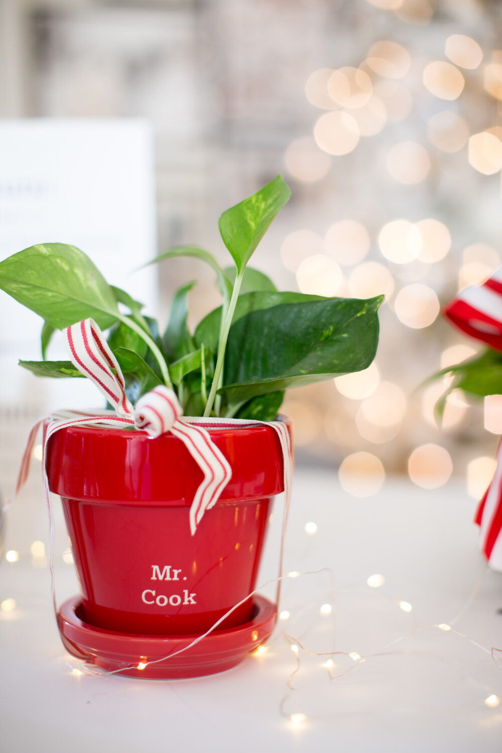 Christmas Gifts for Neighbors and Teachers