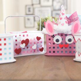 Last Minute Valentine's Day Box