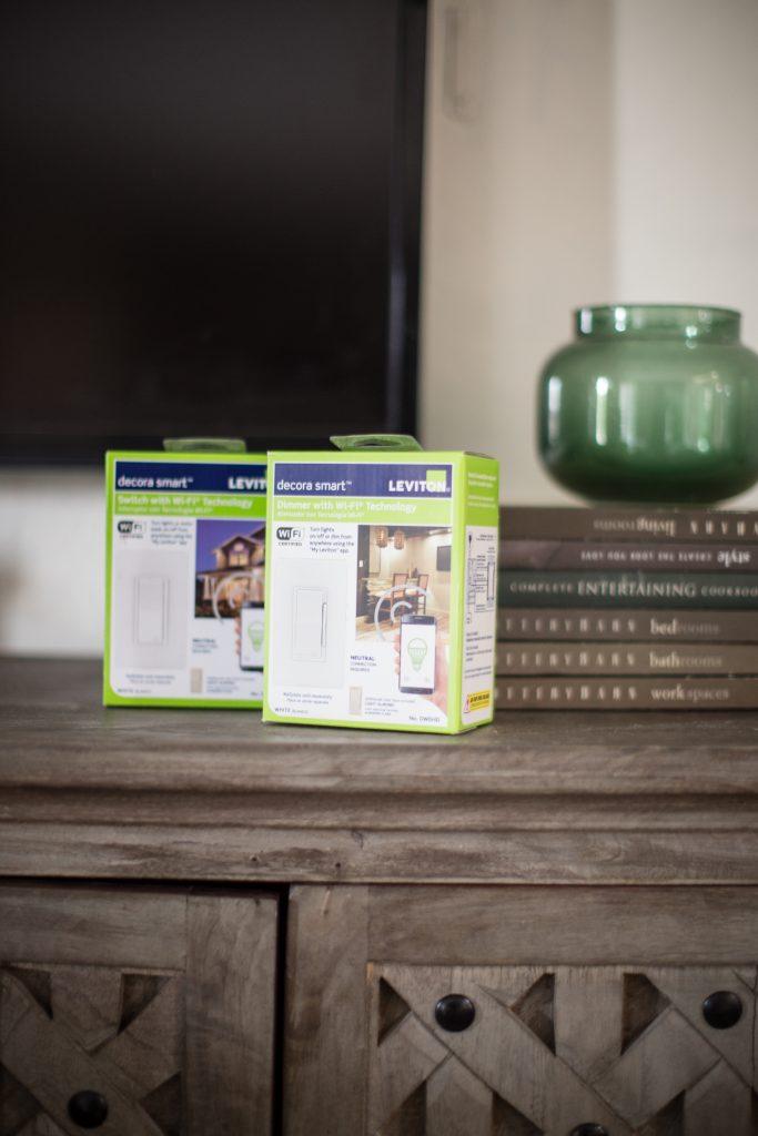 Smart Home Guide for Busy Moms: Smart Light Switches with Leviton ...
