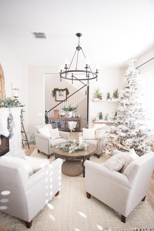 Winter Wonderland Christmas Tree Decorations