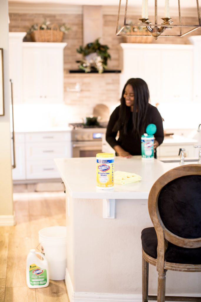 How to Disinfect your House during Cold and Flu Season