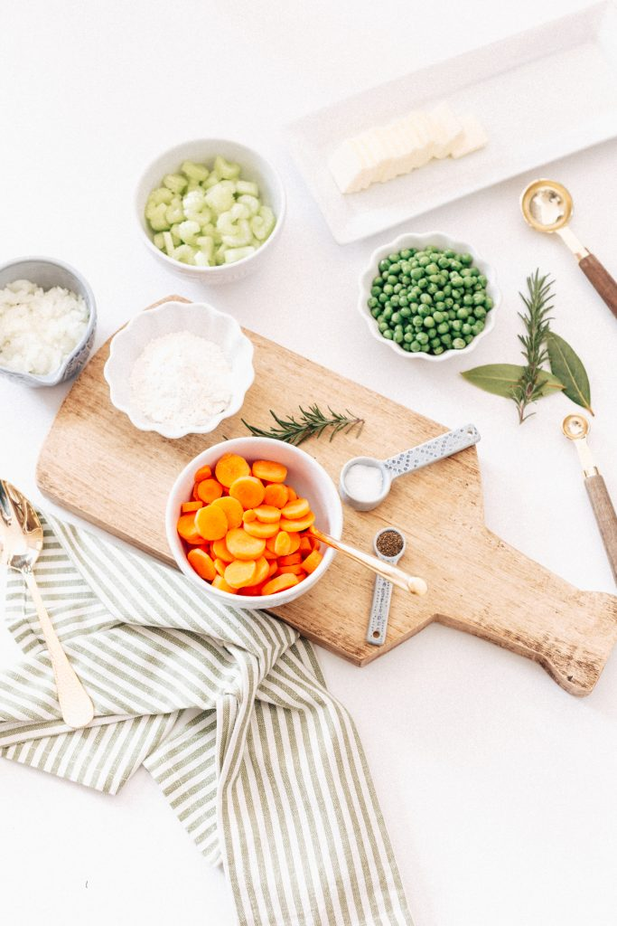 Best Ingredients for Homemake Chicken Pot Pie
