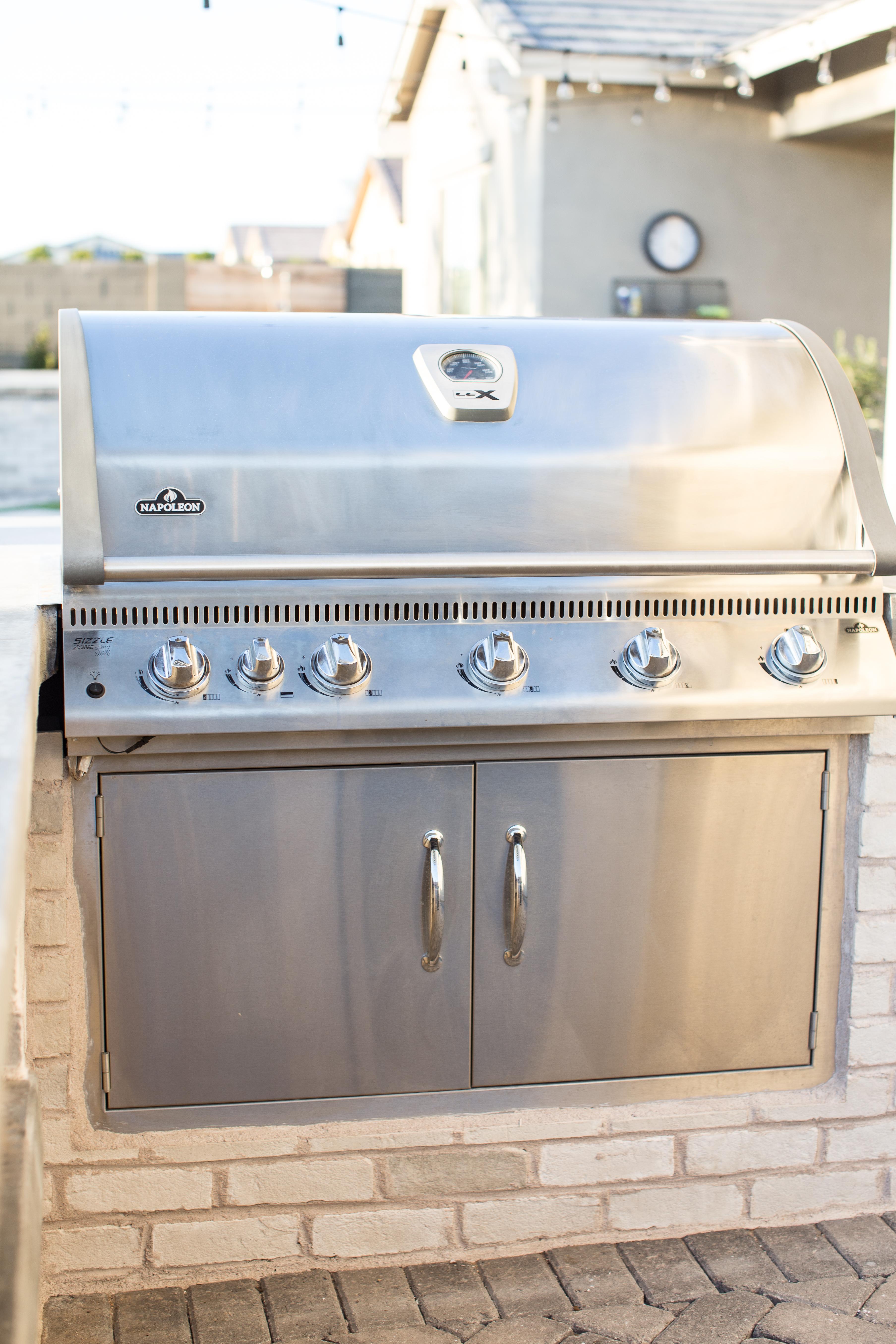 Napoleon BBQ Outdoor Kitchen Ideas