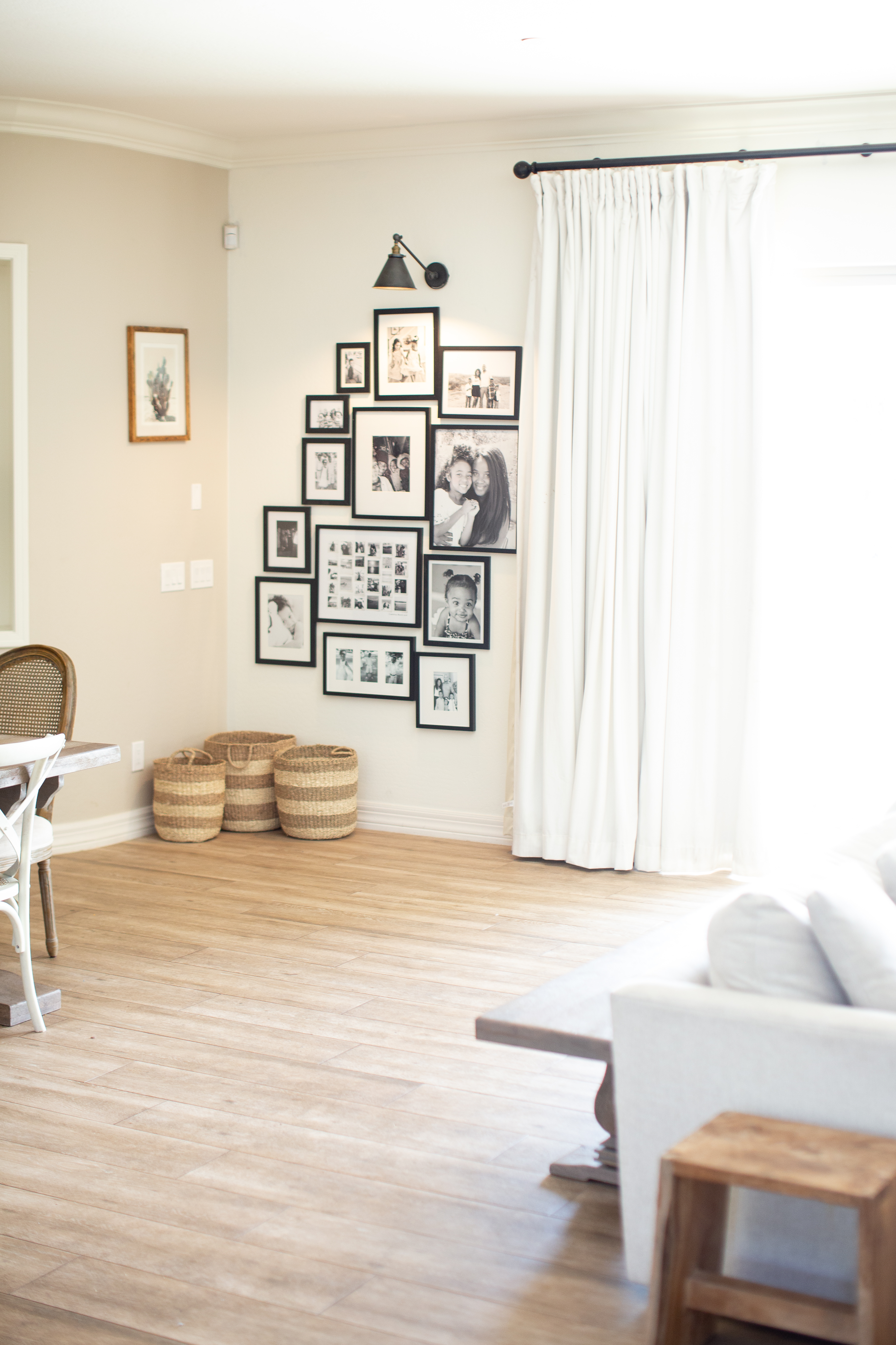 Adding Art and Photography to your family room