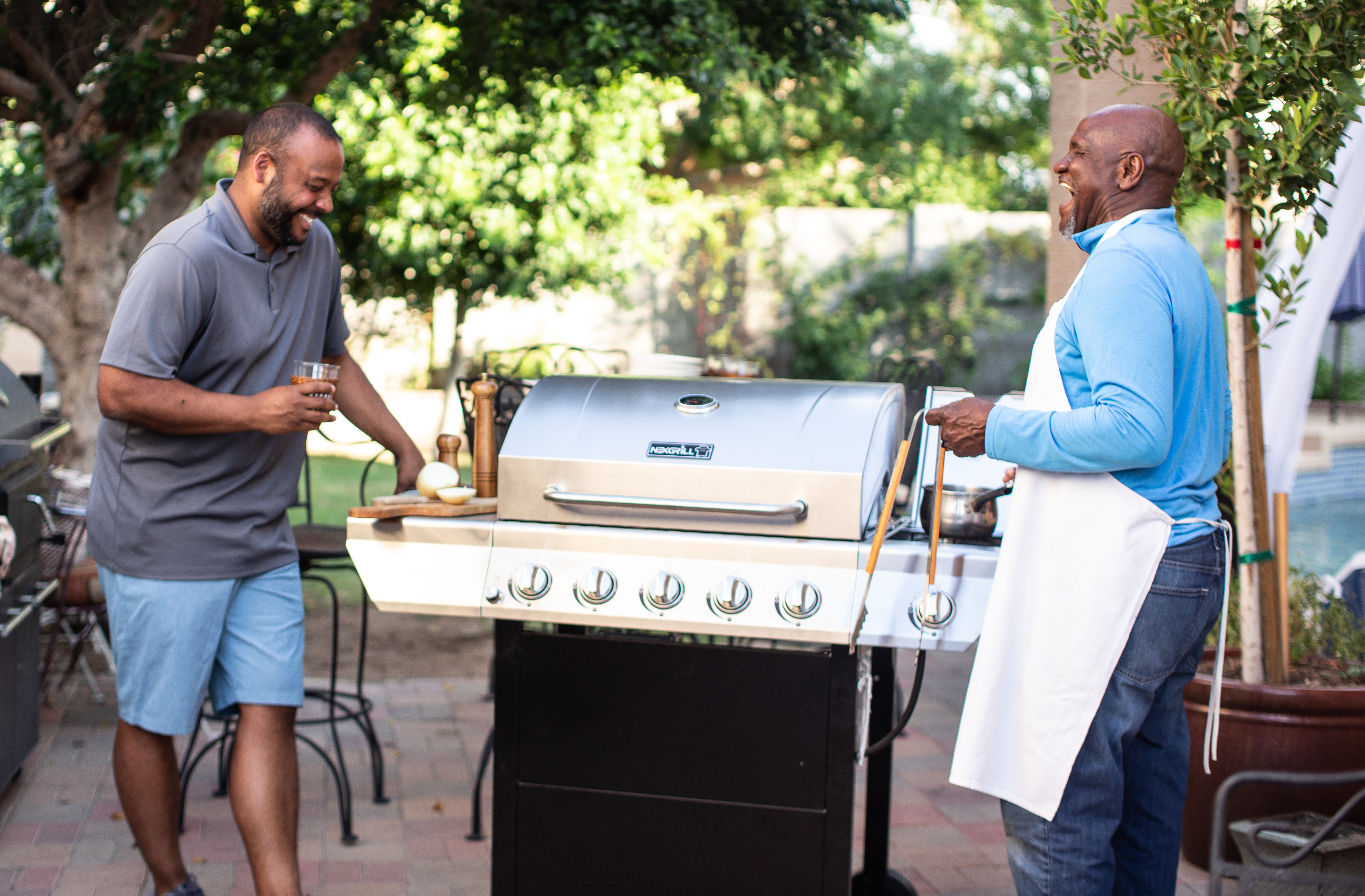 BBQ Grills for Dads