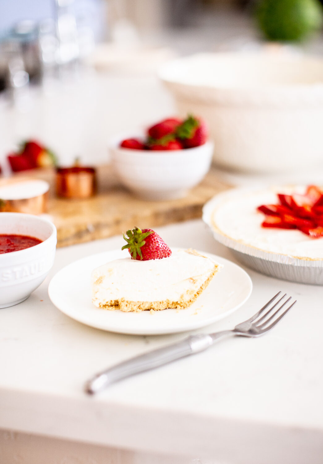 The Best No Bake Cheesecake Ever