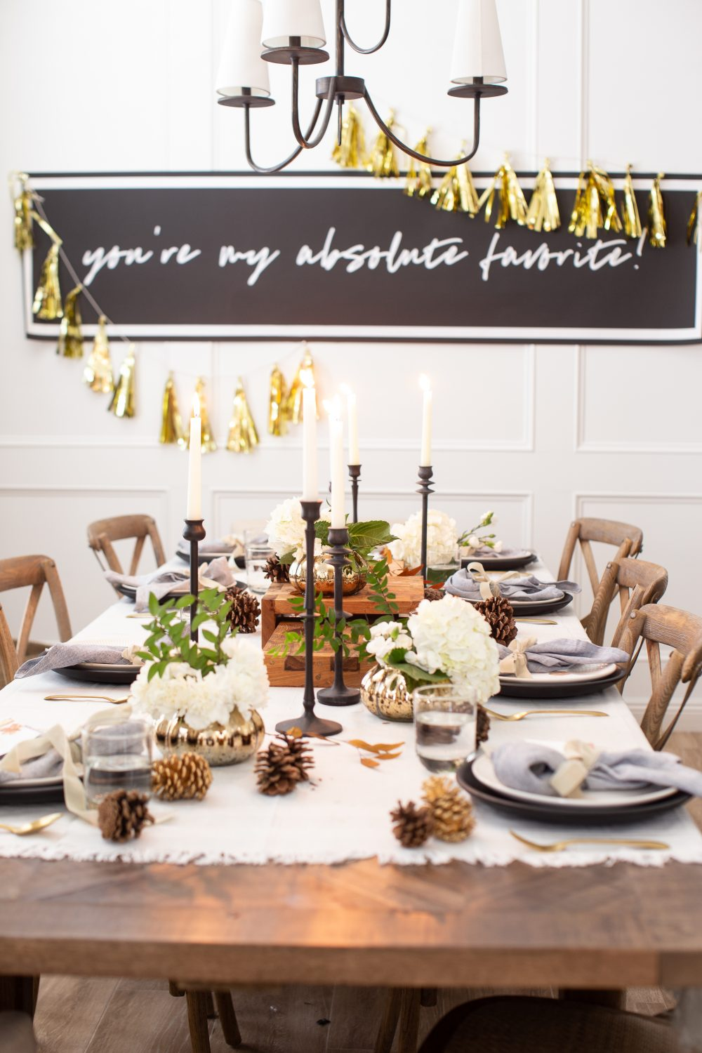 How to Throw a Fabulous Fall Soiree your Friends will Remember