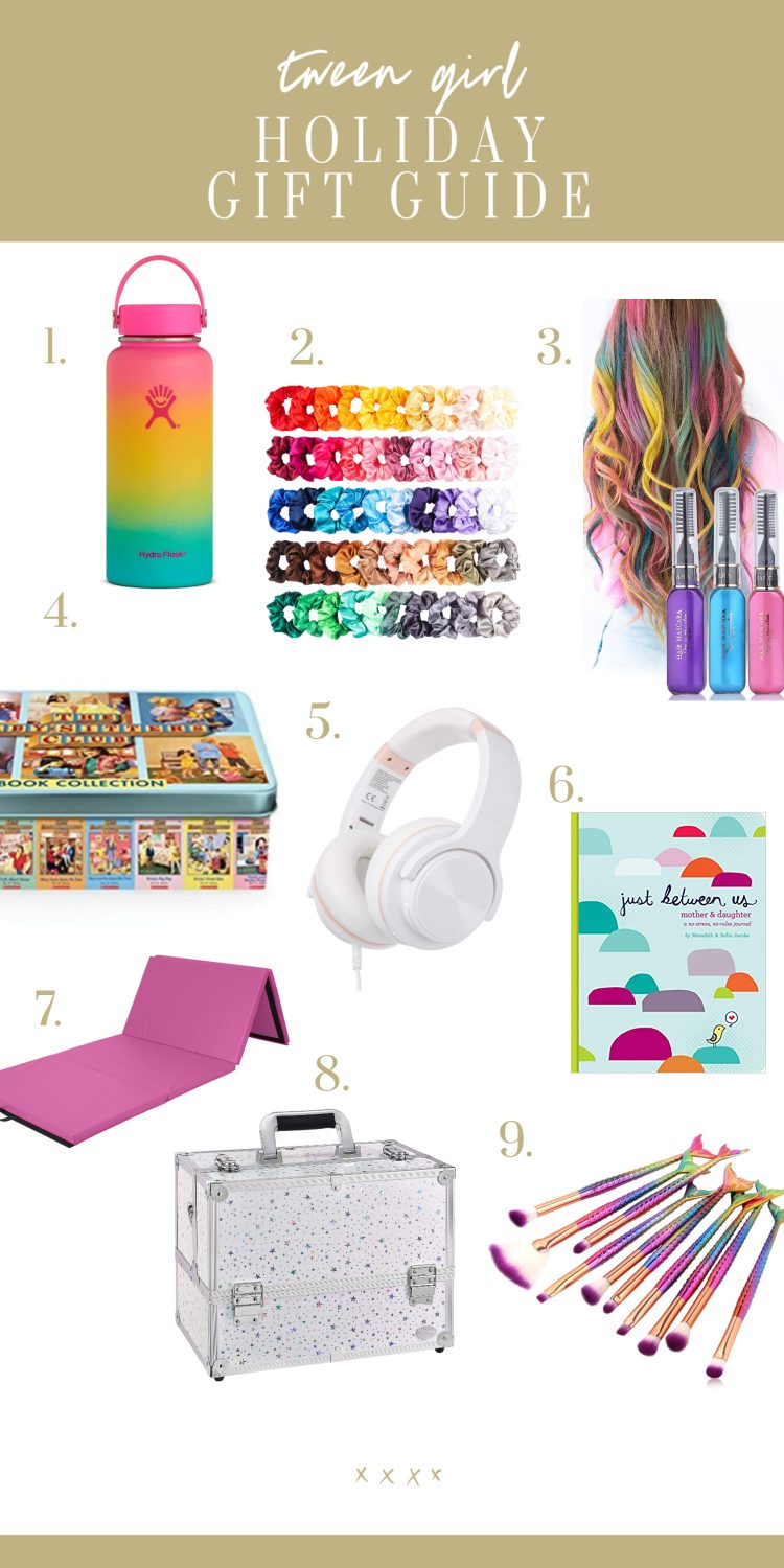 Tween Gift Guide for Boys and Girls