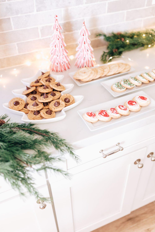 Last Minute Cookie Exchange Cookies