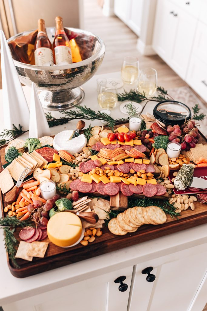 Budget Friendly charcuterie board
