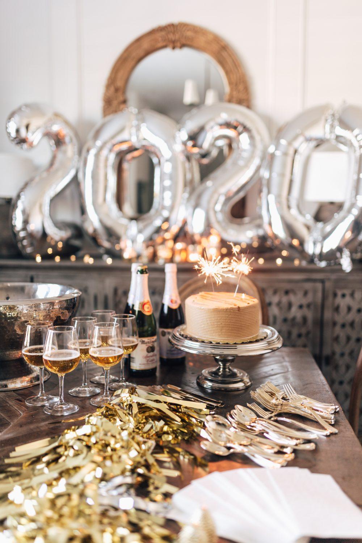 New Years Celebration