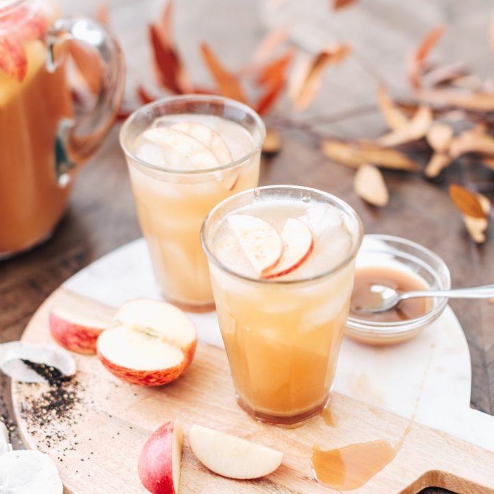 Apple Cider Iced Tea