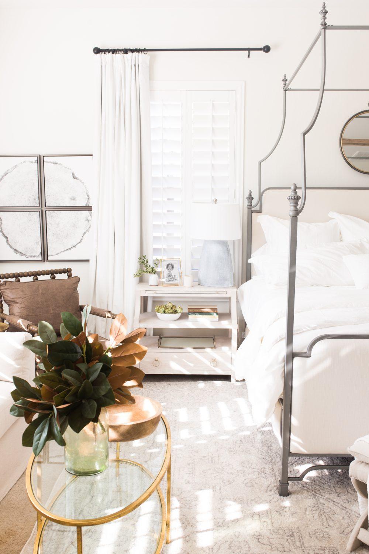 Master Bedroom Transformation
