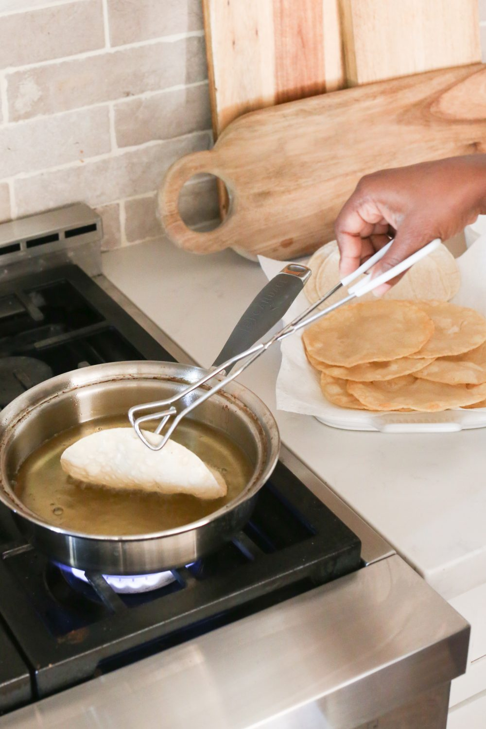 Fried Tortillas