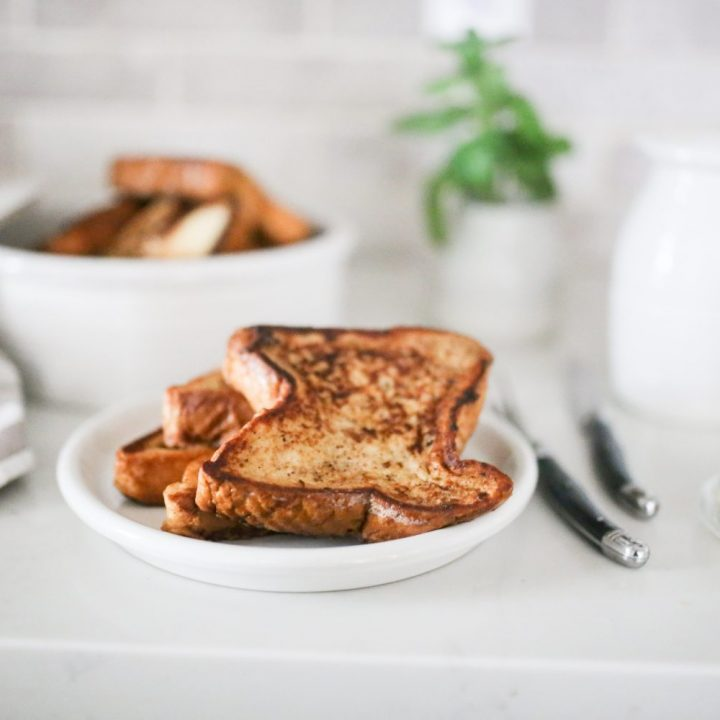 French Toast How to make