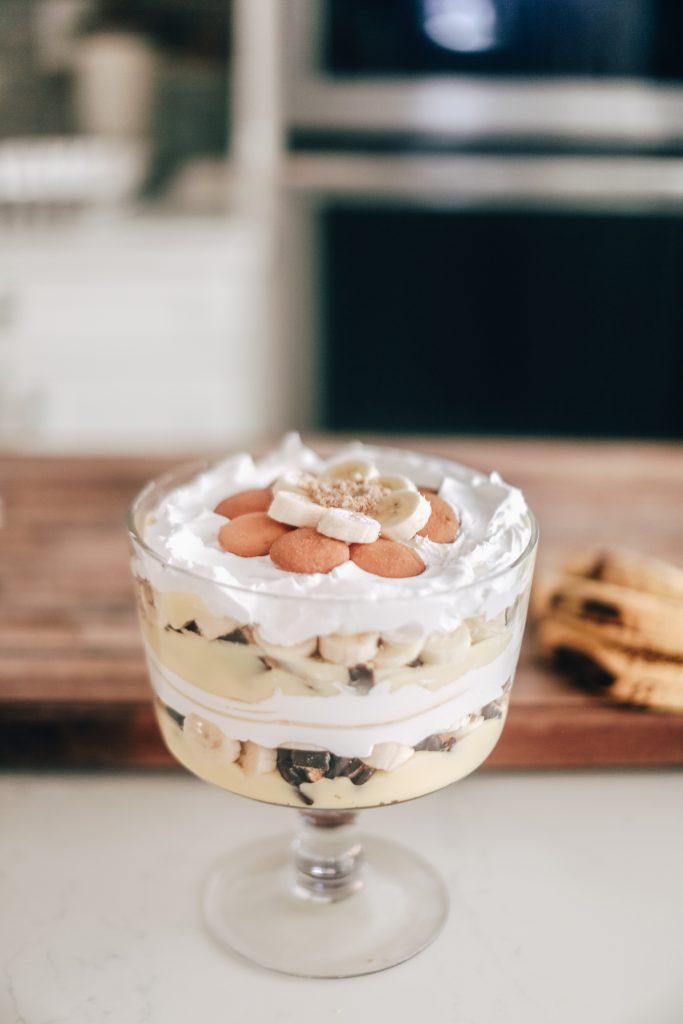 Southern Desserts Banana Pudding