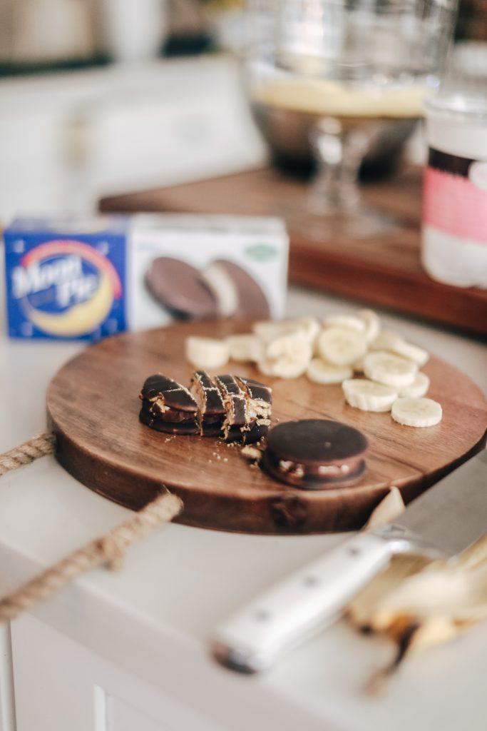 Chocolate Moon Pies
