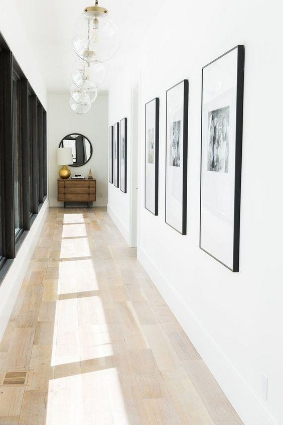 Light and Airy Hallway Ideas