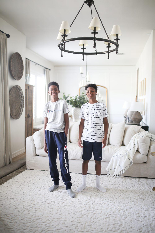 Walmart Back to School Fashion for Boys