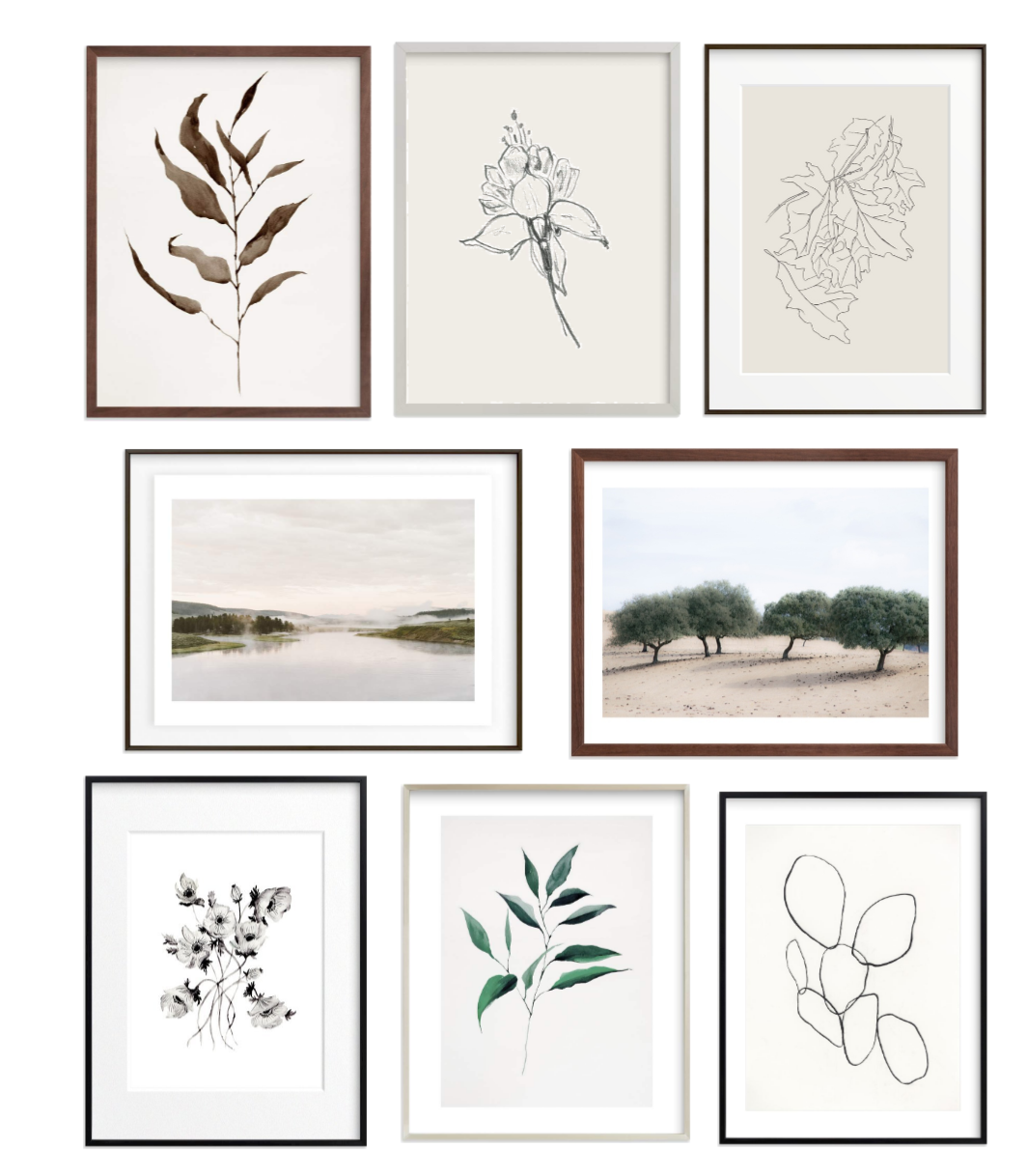 Neutral Fine Art from Minted