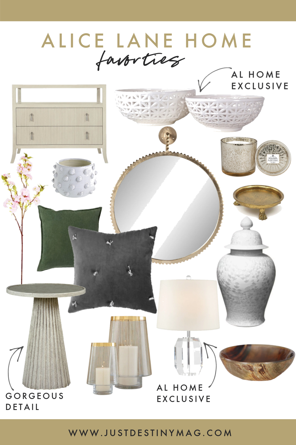 Alice Lane Home Favorites and Promo Code