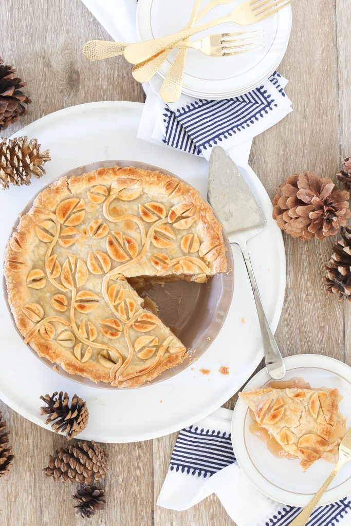 Serena and Lily Recipe Apple Pie