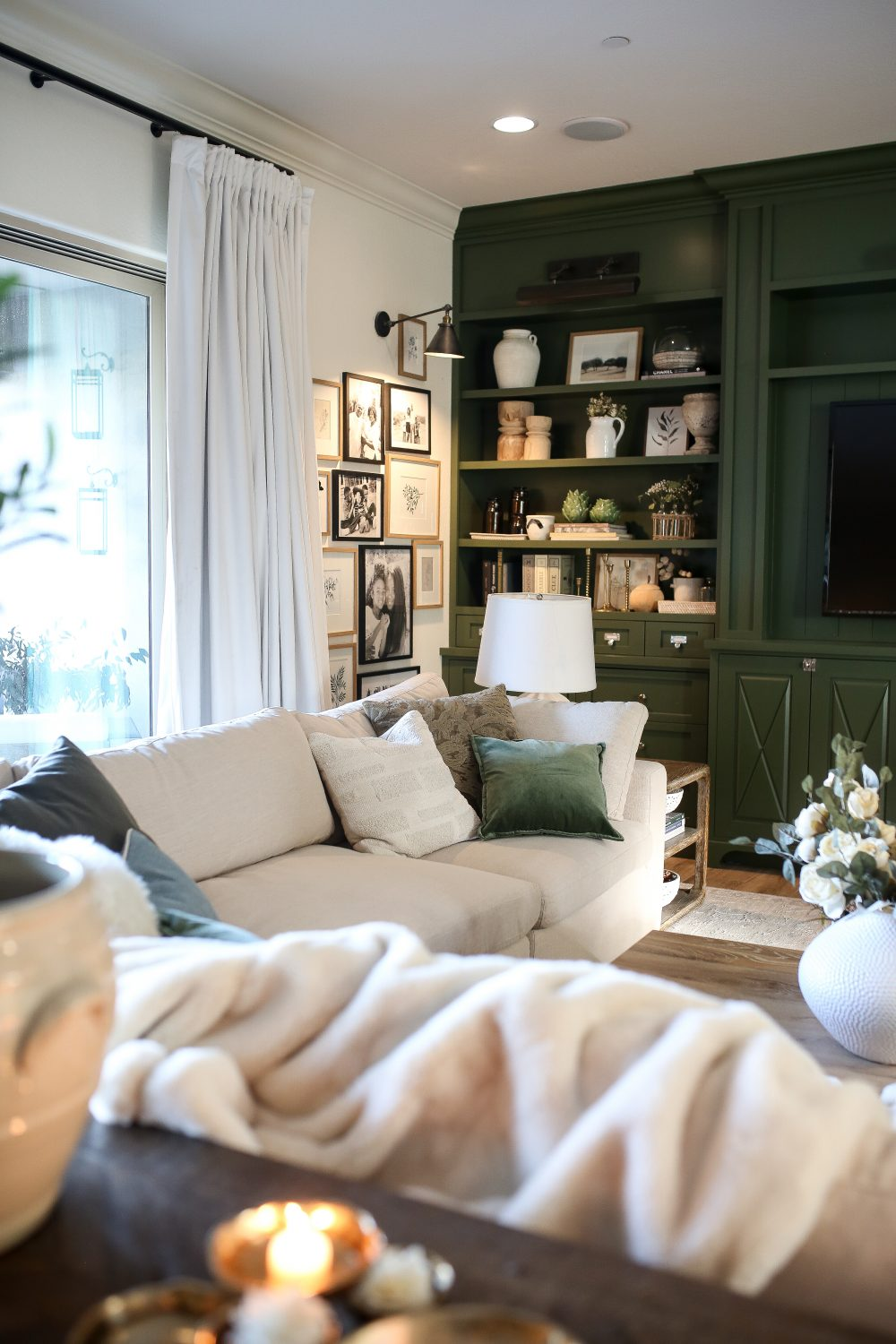 Arhaus Sectional Review: FINALLY! A Beautiful, Cozy Sectional We Actually LOVE