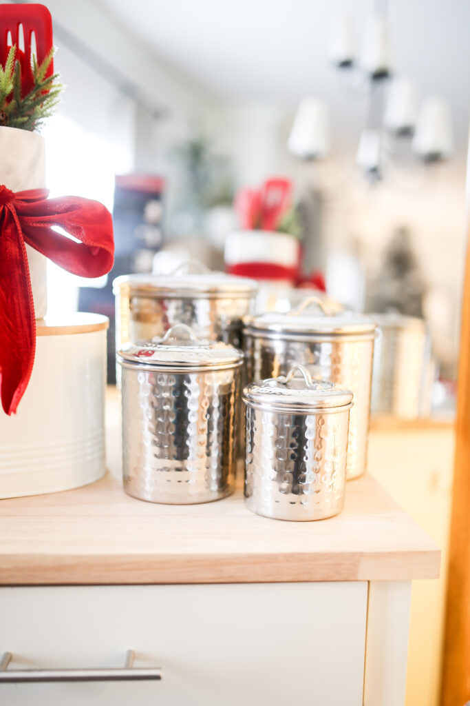 Canisters from The Home Depot
