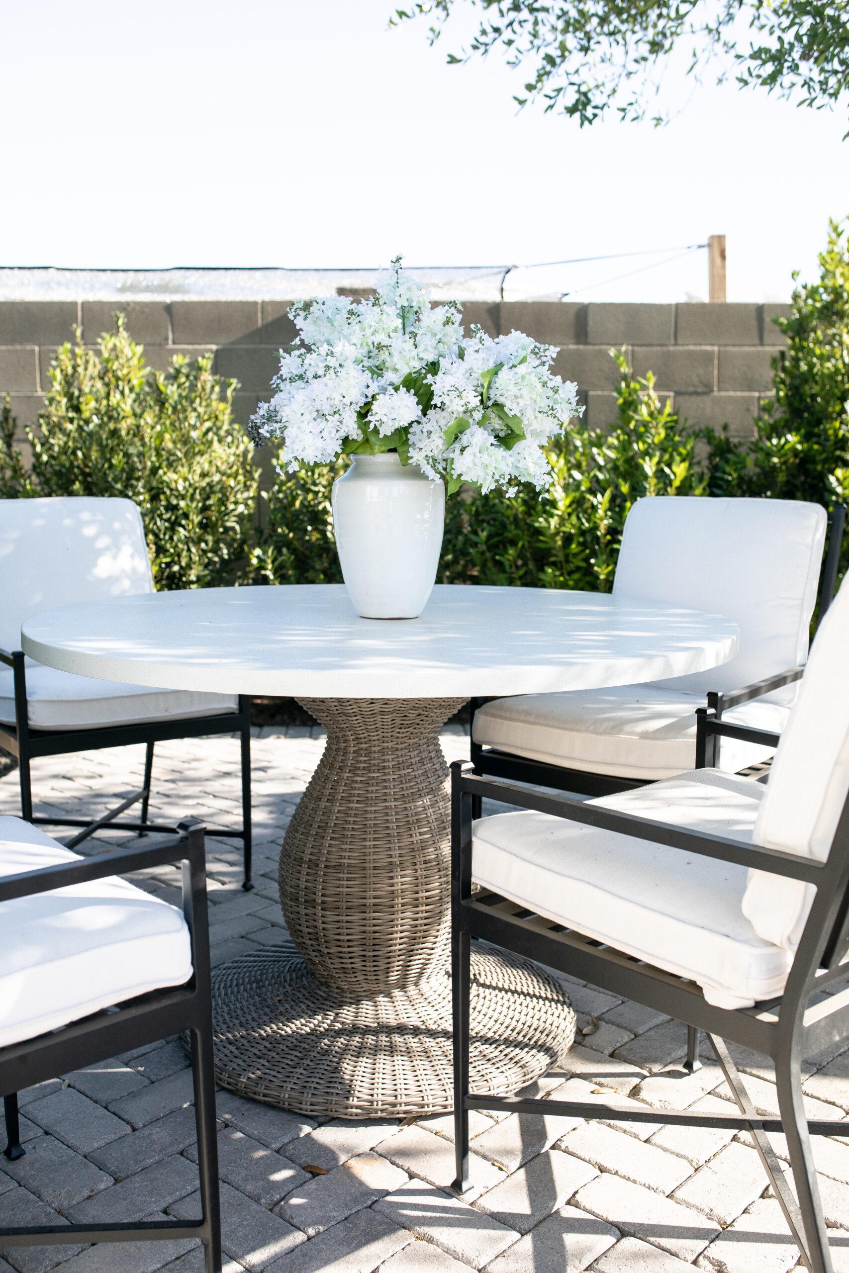 Bassett Home Outdoor Furniture