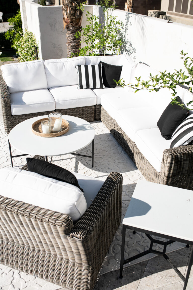 How to Bring Your Interior Style Into your Outdoor Spaces
