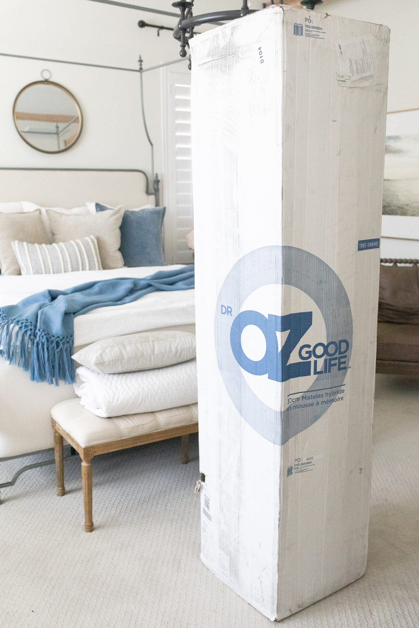 Dr. Oz Good Life Sleep System Up-close and Personal