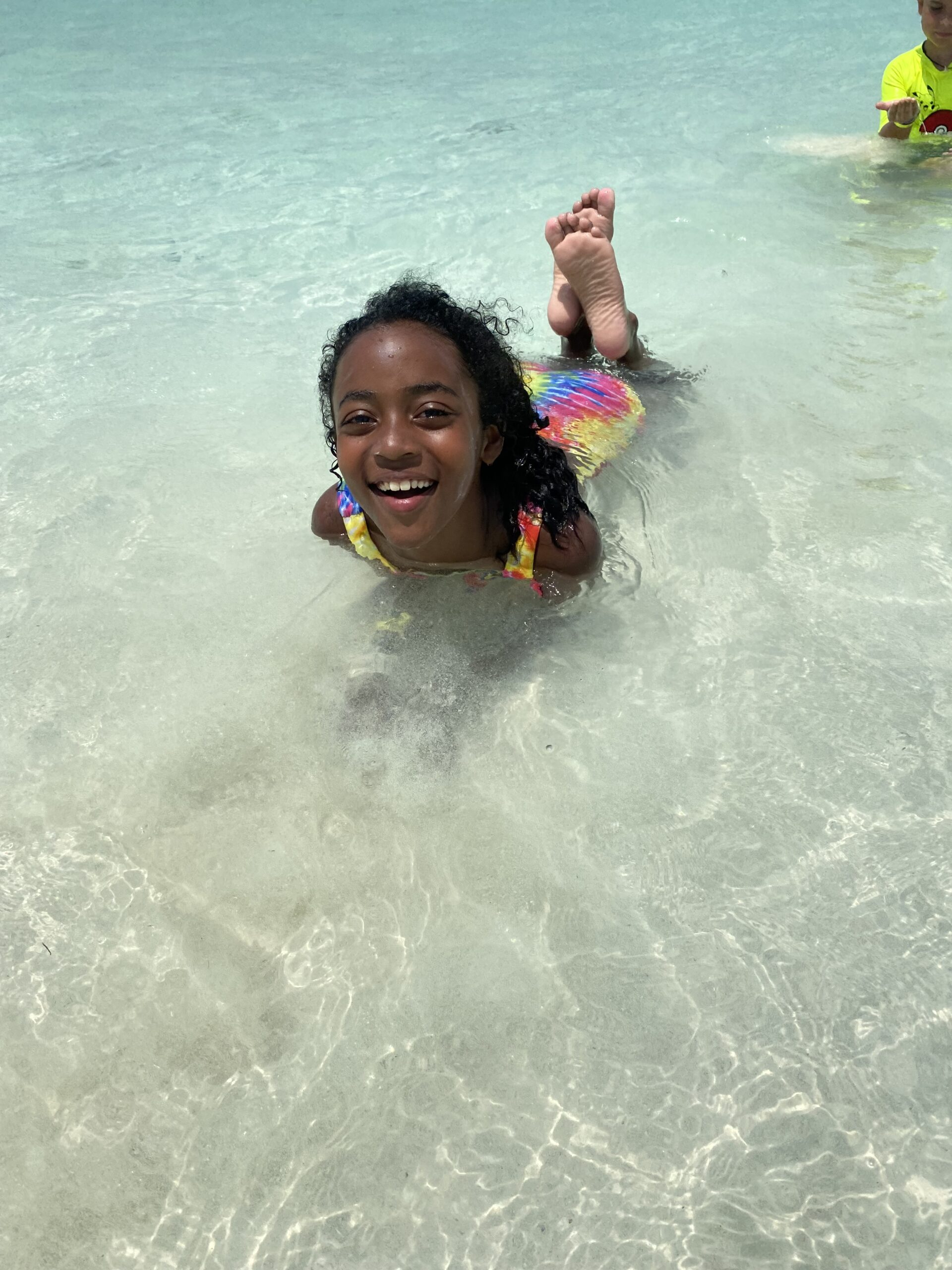 isla mujeres clear waters