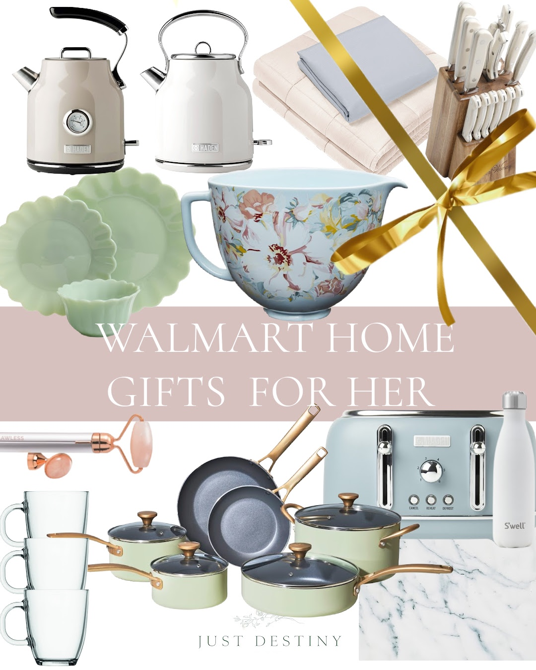 Walmart Home Gifts for Her