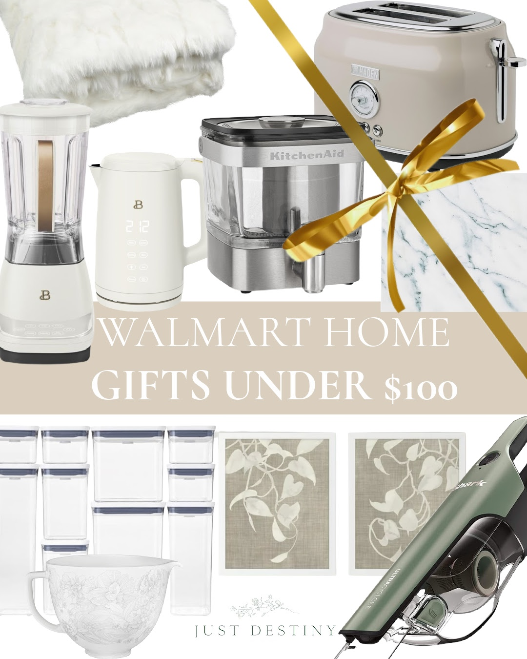 Walmart Christmas Gift Idea for the Home Under $100
