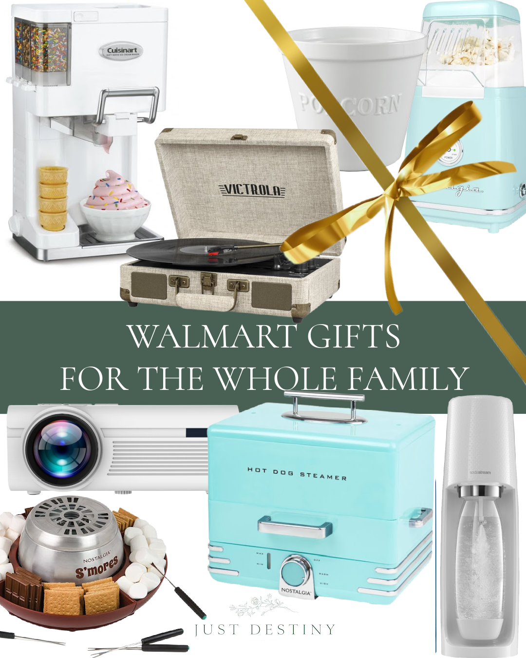 Walmart Gifts for the Family