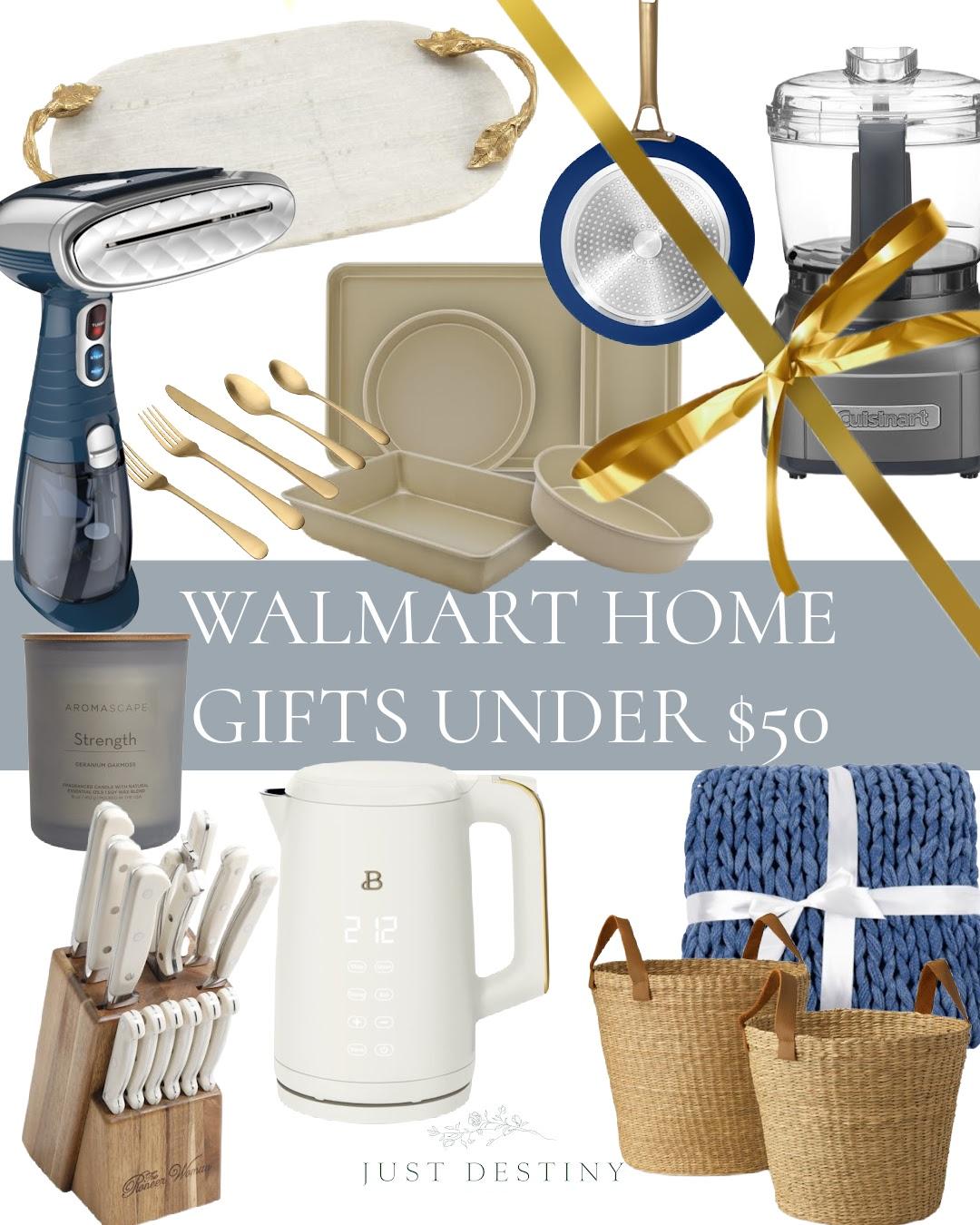 Walmart Home Gift Ideas Under $50