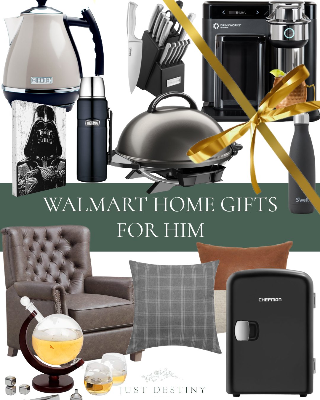 Walmart Home Gifts for him