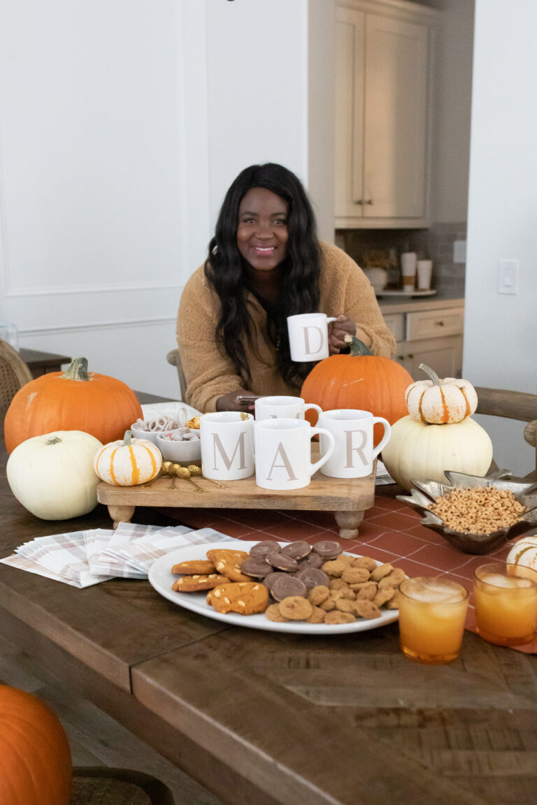 Easy Fall Family Night: Tasting all the Flavors of Fall
