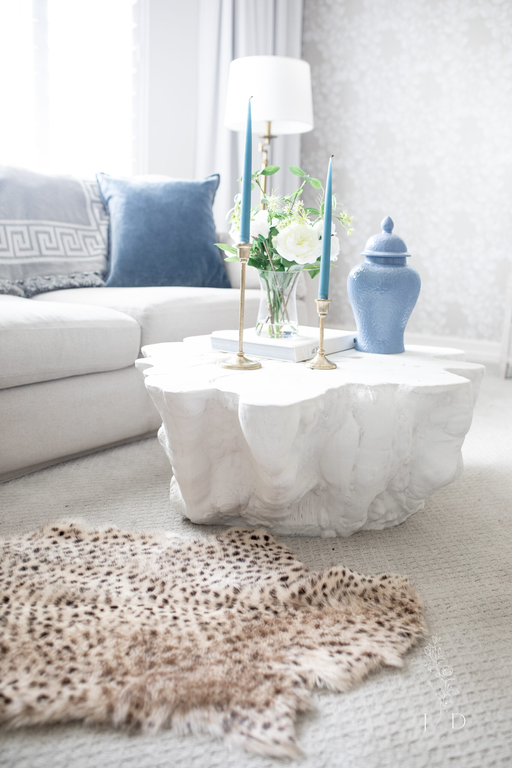 Serena and Lily Boonville Coffee Table: A Beautiful Indoor and Outdoor Table